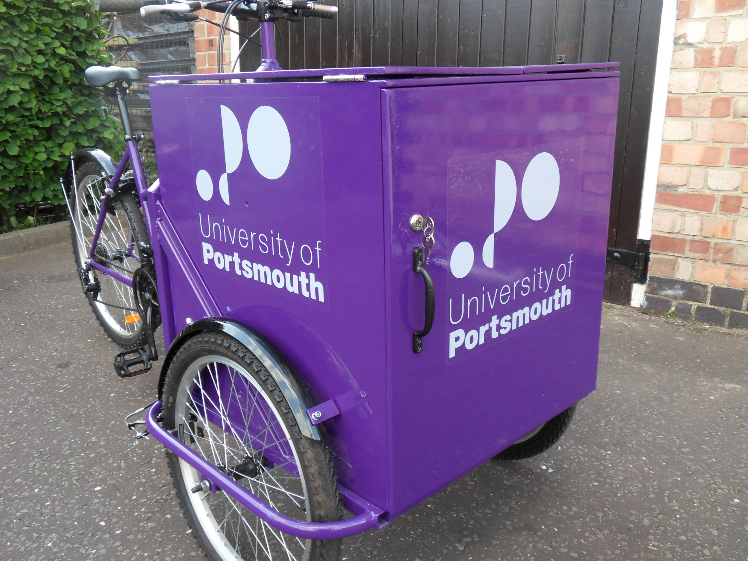 Promo Advertising Trike A Affordable Marketing Vehicle