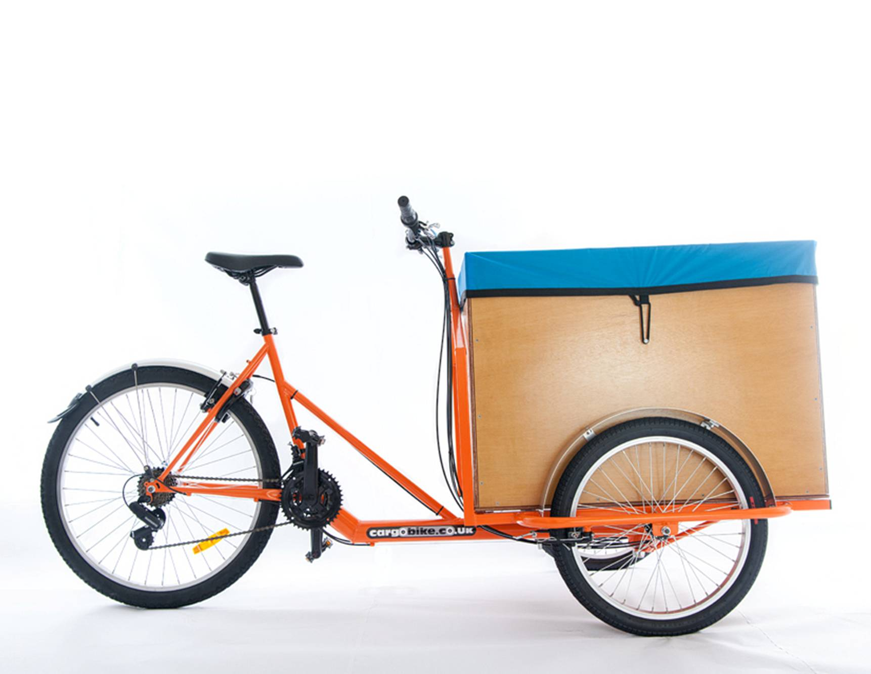 Tamar Cargo Trike | The Cargo Bike Company