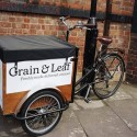 Vintage cargo tricycle