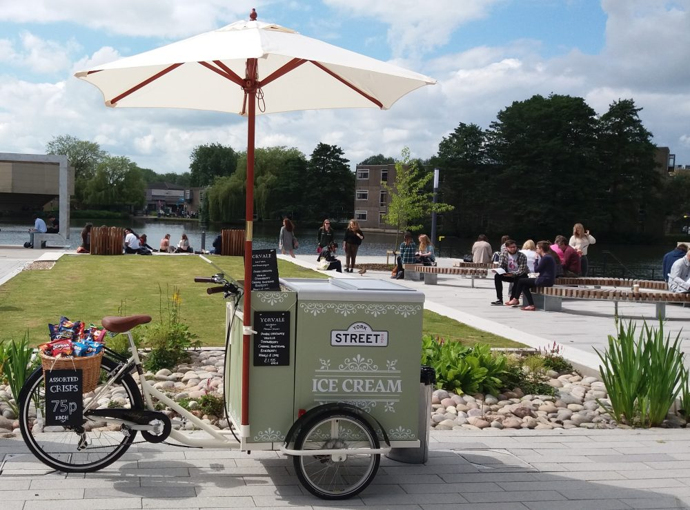 Ice Cream Trike The Cargo Bike Company