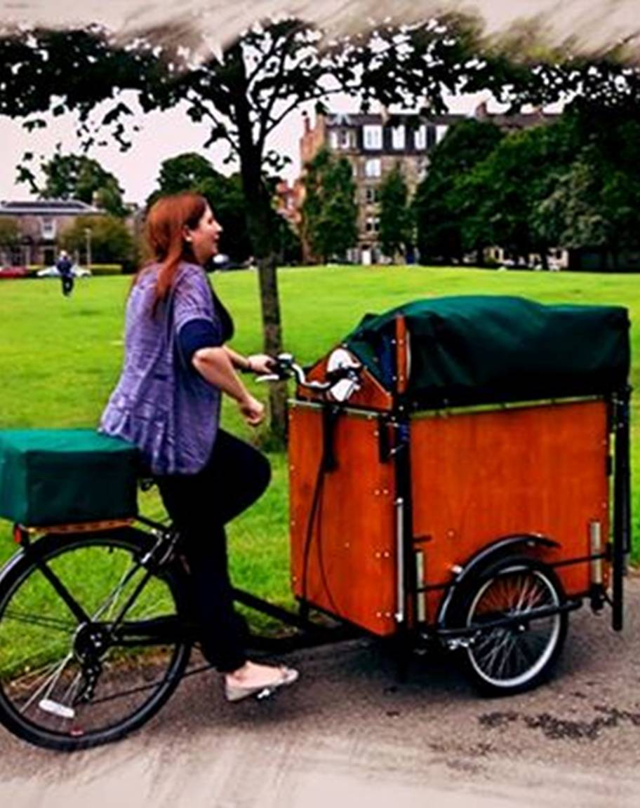 Coffee Trike Affordable Barista Vending Tricycles