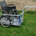 Disabled trailer